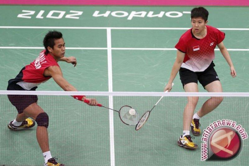 Tontowi-Liliyana berpisah di Hong Kong Open 2014