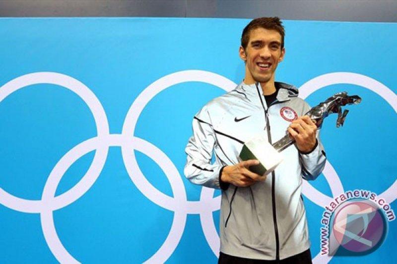 Michael Phelps imbau atlet jaga kesehatan mental