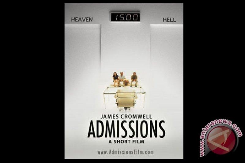 Admission menangkan Festival Film untuk Perdamaian