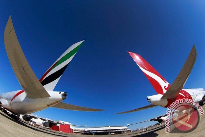 UAE batalkan seluruh penerbangan rute Iran