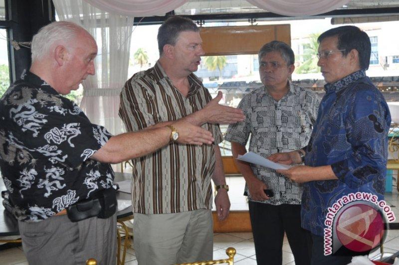 Utusan Liverpool kembali ke Manado Januari 2013