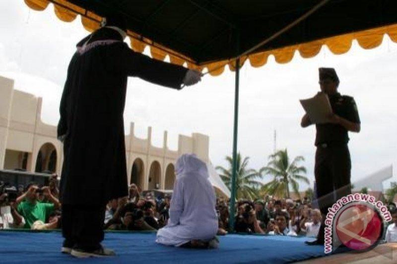 Pemerkosa anak dijatuhi hukuman cambuk 170 kali