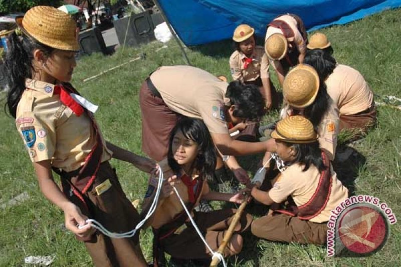Gunung Kidul bangun bumi perkemahan untuk wisatawan