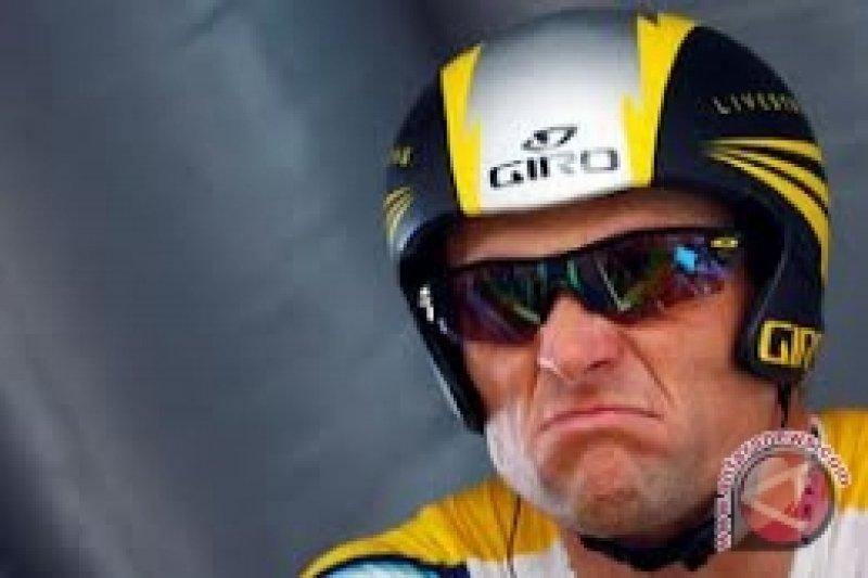 Lance Armstrong Mengaku Doping