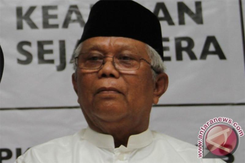 Pendiri PKS Hilmi Aminuddin meninggal dunia di Bandung
