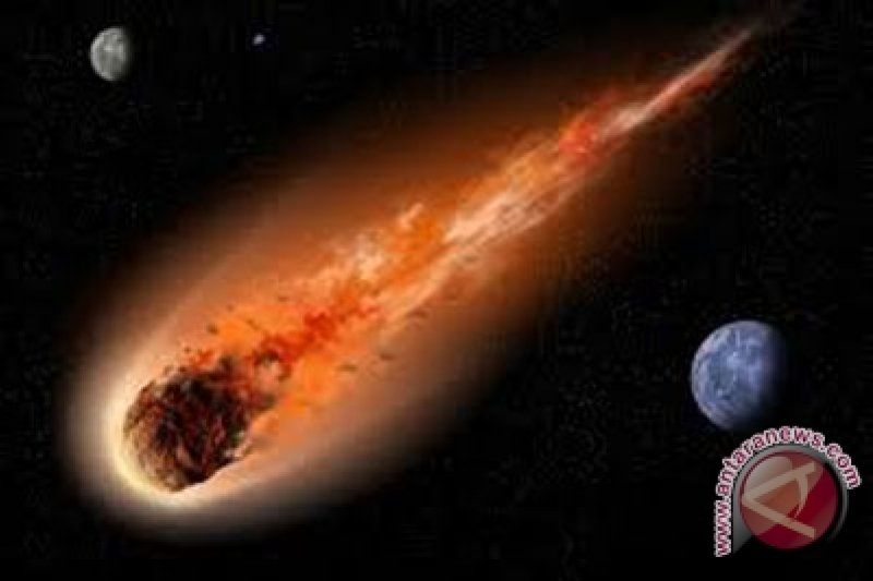 """Bumi """"banyak dikunjungi asteroid"""" pada akhir pekan"""