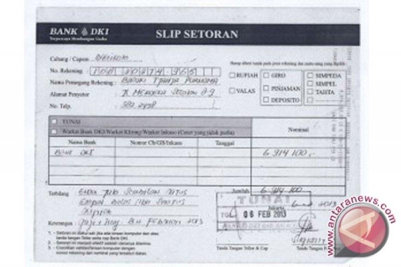 Jokowi Ahok Pajang Slip Gaji Di Website Antara News Kalimantan Tengah Berita Terkini Kalimantan Tengah