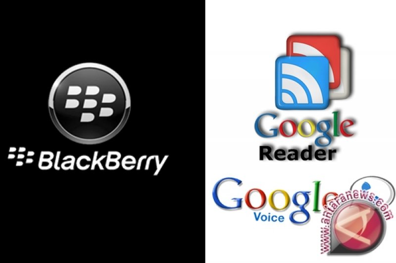 Google akan tutup Voice App BlackBerry dan Reader