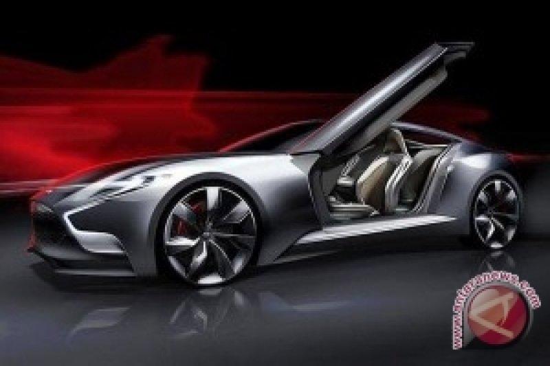 Hyundai Pamerkan Mobil Konsep HND-9