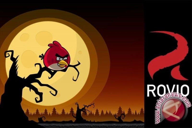 Game Angry Birds musim semi segera dirilis