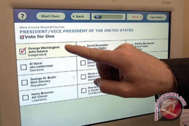 """Akademisi: penerapan """"e-voting"""" pada pemilu rentan bermasalah"""