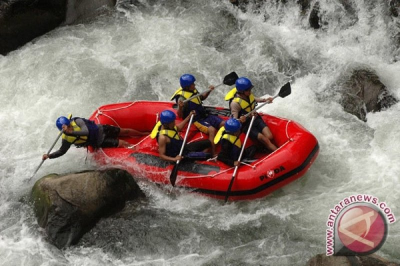 Tim Mapagama akan arungi Sungai Franklin Australia
