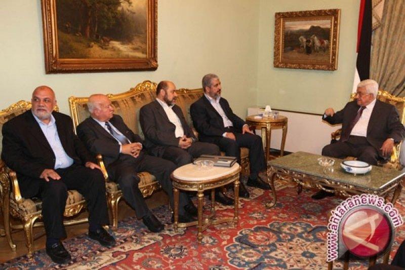 Fatah-Hamas sepakat bentuk pemerintahan nasional