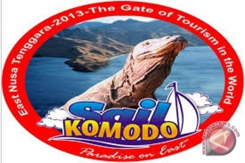 Peserta Sail Komodo dihantam angin kencang