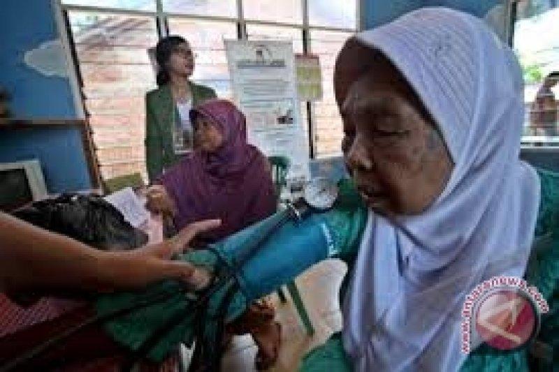 Gaya hidup pengaruhi kesehatan lansia