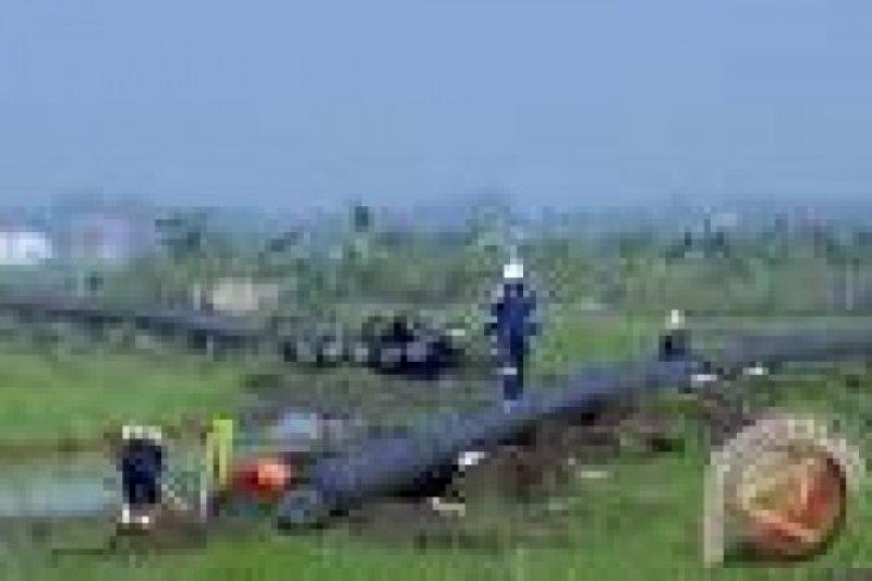 Kebakaran di jalur Pipa di Cimahi