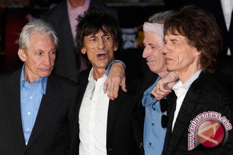 Rolling Stones keluarkan daftar lagu mereka di iTunes
