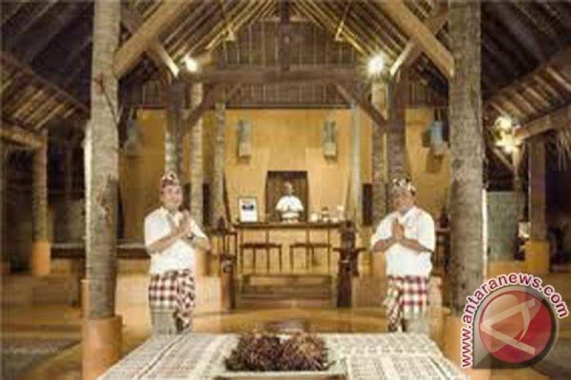 Kayu kelapa dalam arsitektur bangunan tradisional lombok
