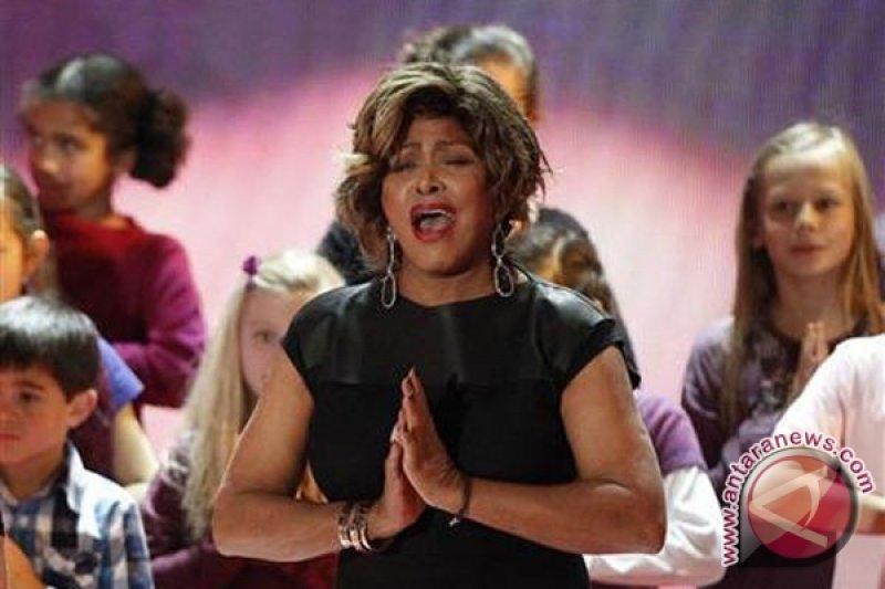 Buka rahasia, penyanyi Tina Turner  transplantasi ginjal dari sang suami