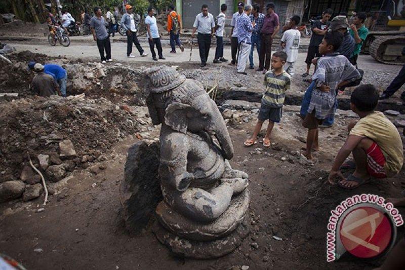 Penemuan Arca Ganesha