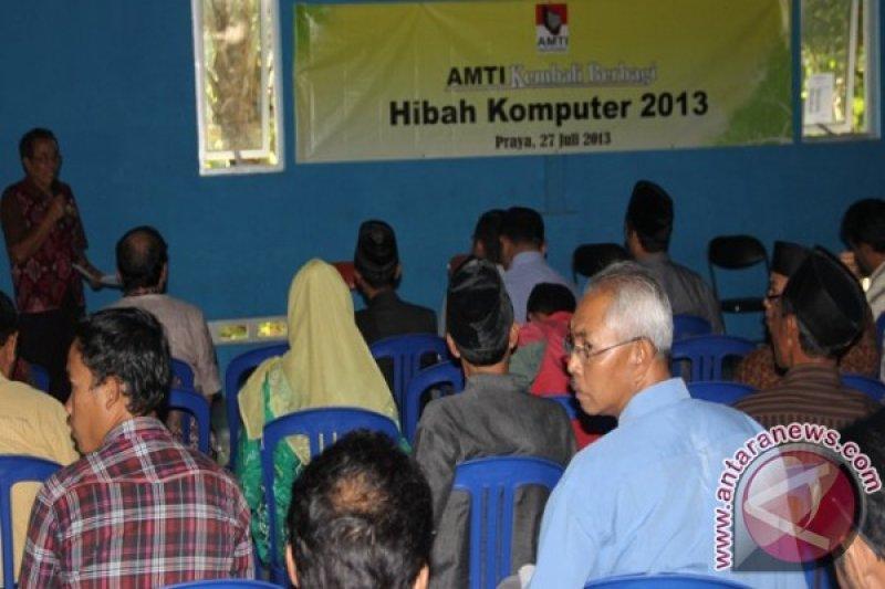 Ratusan petani tembakau Lombok gunakan oli bekas