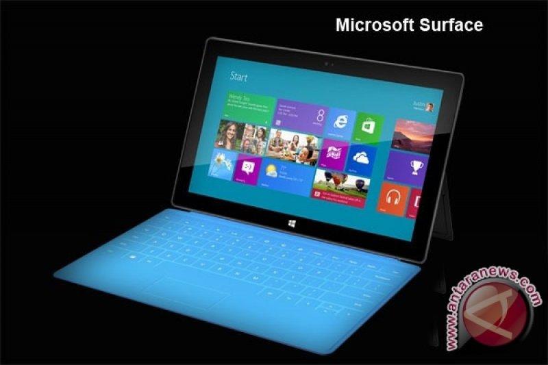 Microsoft Tata Ulang Surface