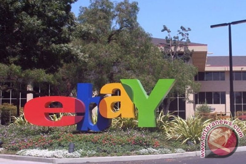 Turunnya Bursa Wall Street sebabkan saham eBay melonjak