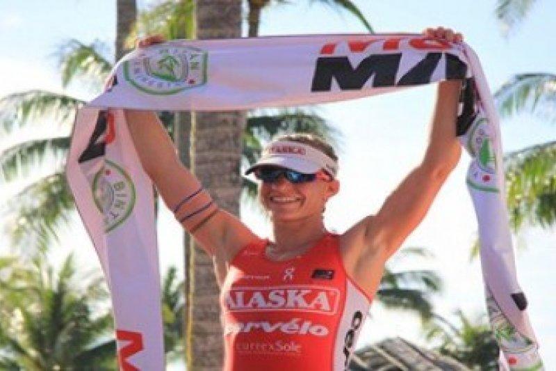 Juara Dunia Triathlon Asal Swiss/Henky Mohari
