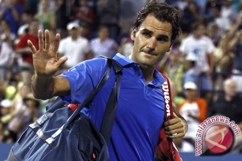 Federer Mundur Dari Miami Terbuka