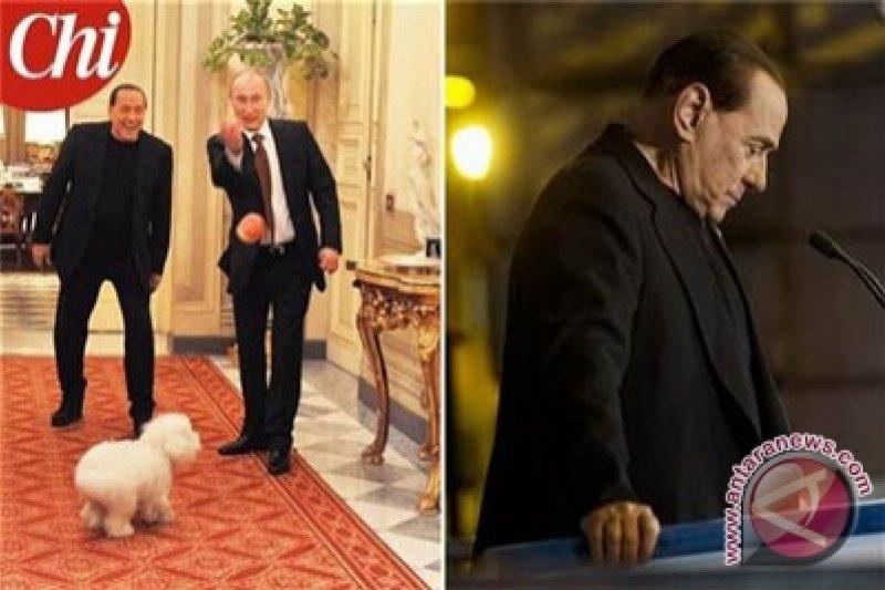 Mantan PM Italia Berlusconi positif COVID-19