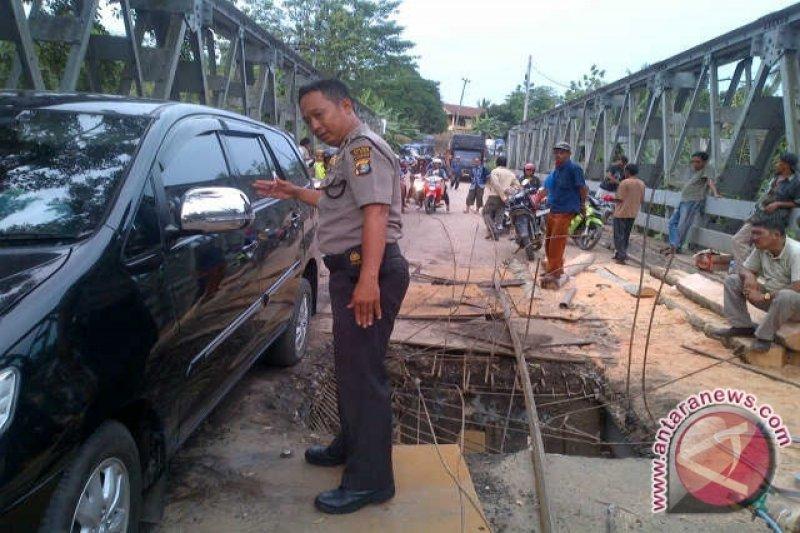 80 Persen Jalan Di Lampung Rusak