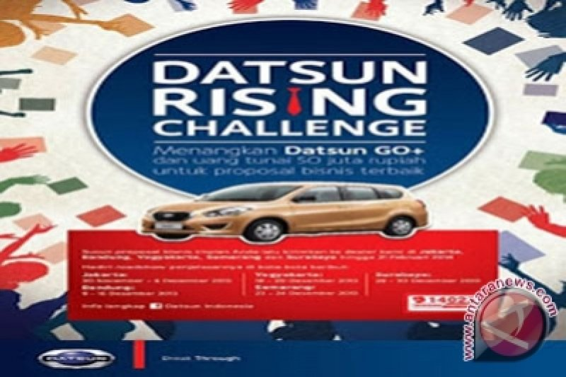 Datsun gelar kompetisi perencanaan bisnis inspiratif
