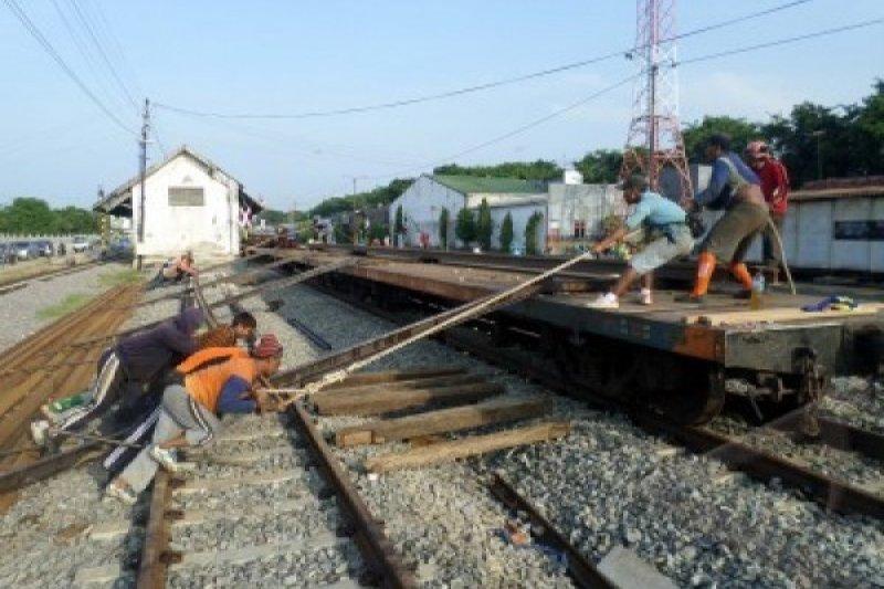Jalur Ganda Disiapkan Bertahap