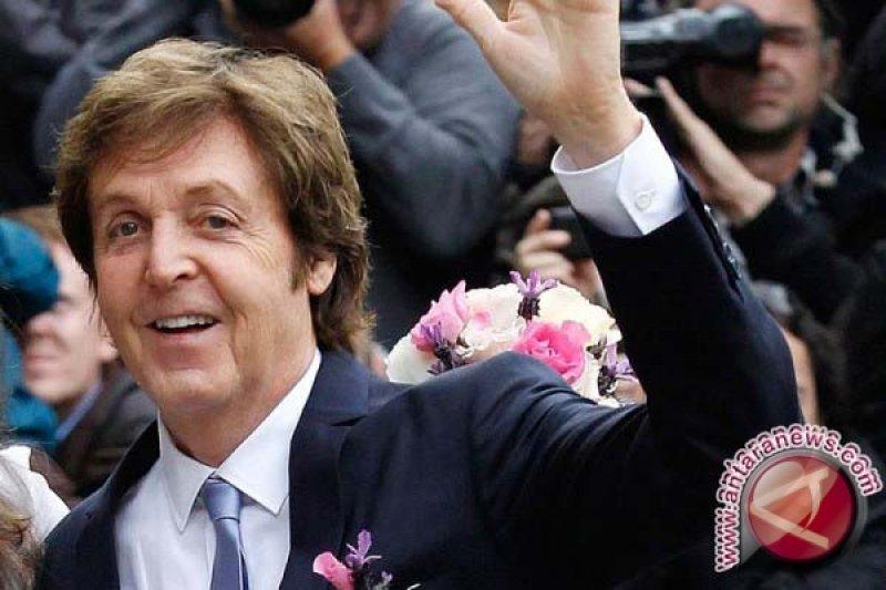 Paul McCartney - Ringo Starr akan tampil di Grammy