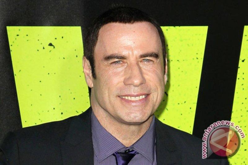 John Travolta ingin jadi penjahat di film James Bond