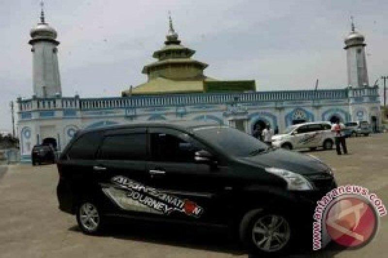 Tempuh 35 Ribu Km, Tim Avanzanation Tiba di Jakarta