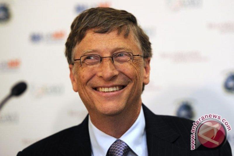 Bill Gates ejek Donald Trump karena tak tahu bedanya HIV dan HPV