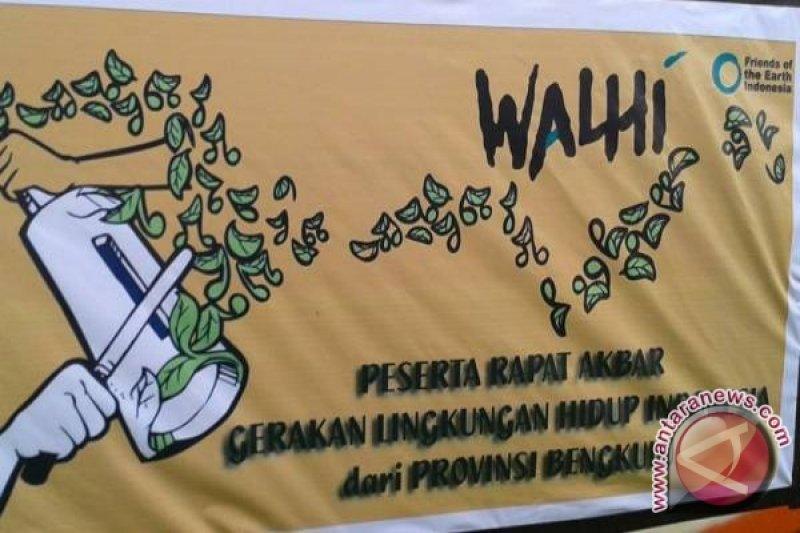 Walhi tolak alih fungsi hutan seluas 53 ribu hektare
