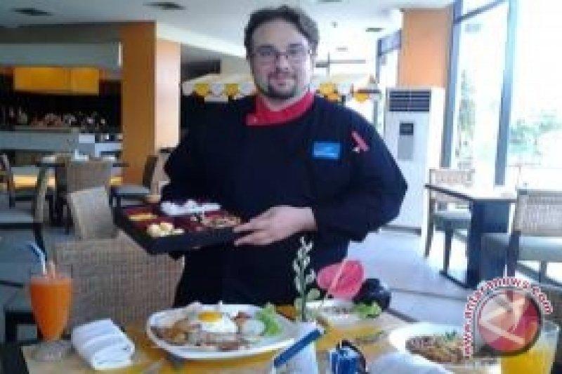 Menu spesial Novotel Manado ala Chef Dimitri