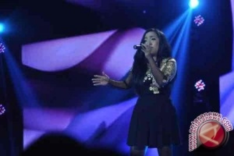 Yunita Gagal Bertahan Di Indonesian Idol