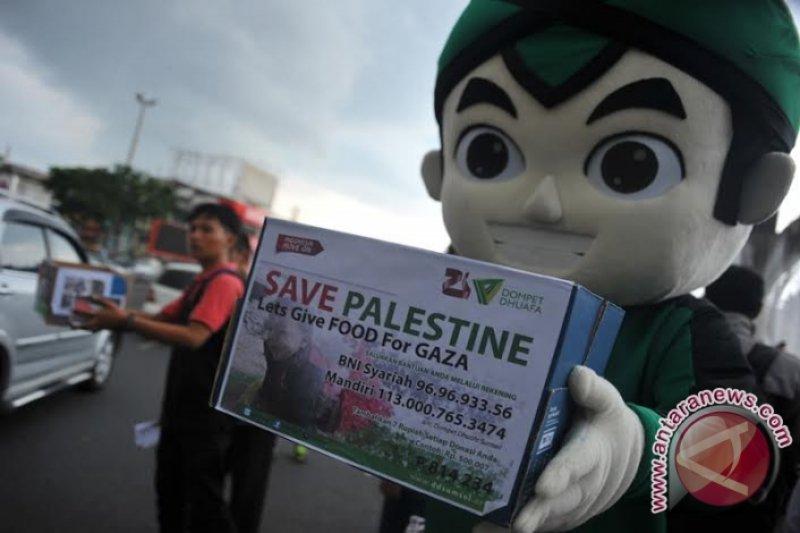Indonesia bantu 14.000 liter solar untuk Gaza