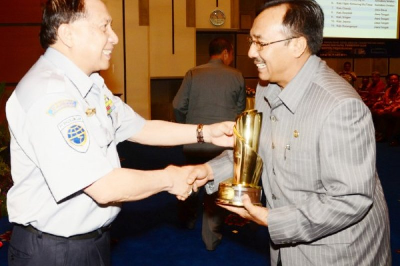 Pasaman Raih Piala WTN Tiga Kali Berturut-turut
