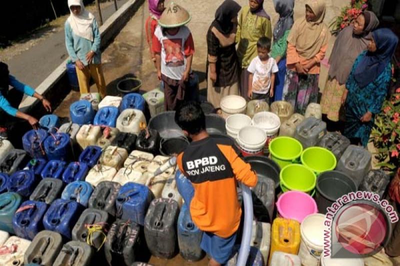 2.809 jiwa di Kabupaten Purbalingga terdampak kekeringan, 12 desa dari enam kecamatan