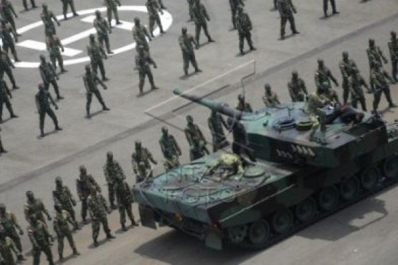 Kapendam III/ Siliwangi: Tak benar penyebar video tank diburu