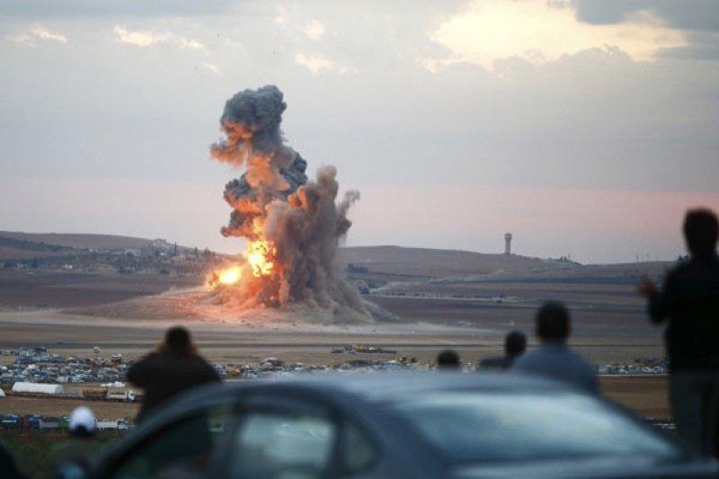 Ledakan sebabkan unit produksi di kilang Banias Suriah rusak