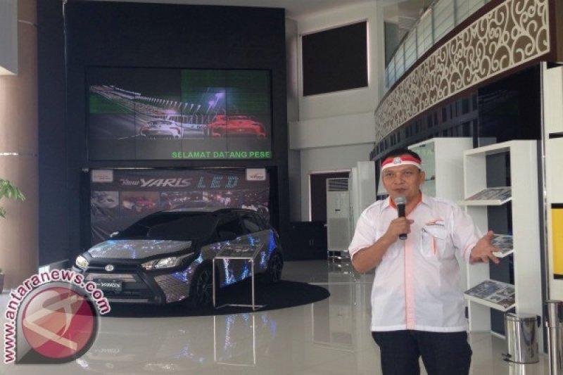 Nasmoco Siliwangi Semarang Diakui Sebagai Dealer Acuan Pertama Toyota
