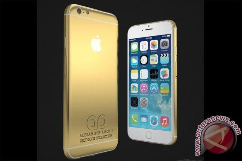 Samsung dan BB Kalah Pamor dari iPhone 6