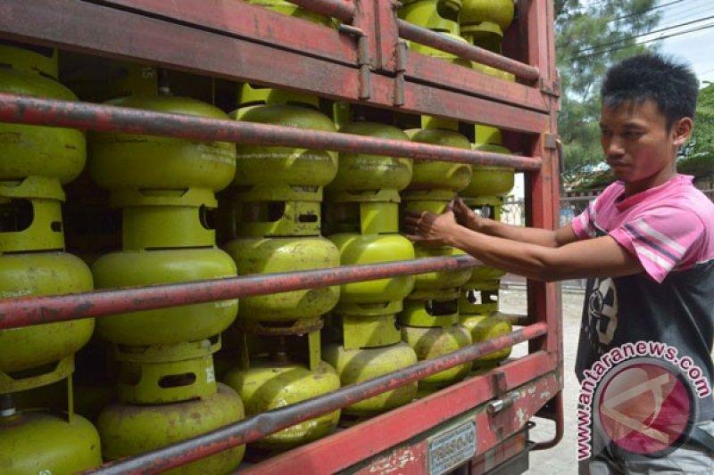 Krisis elpiji 3 kg, Kota Gorontalo operasi pasar - ANTARA News