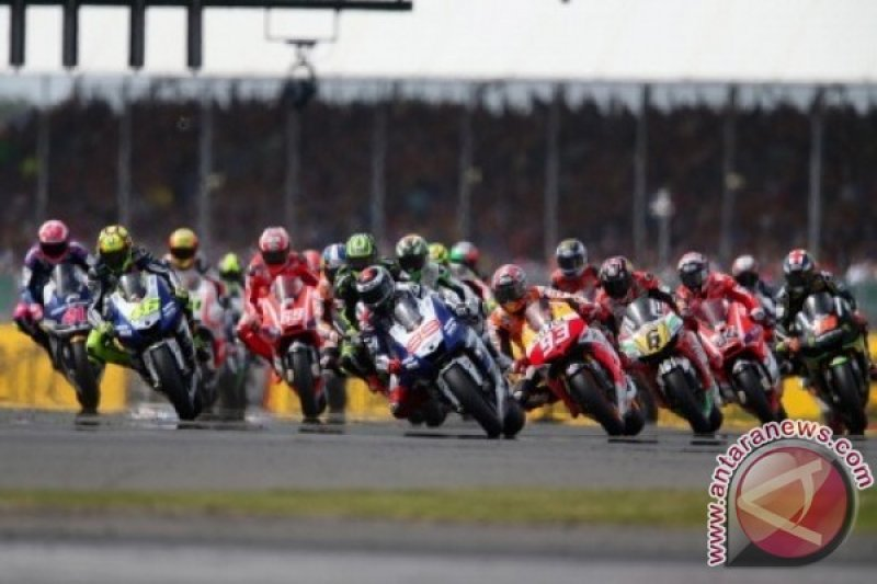 Sirkuit Silverstone Gelar Balapan MotoGP