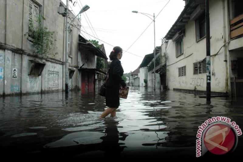 Enam Kecamatan Di Semarang Terkena Banjir Antara News